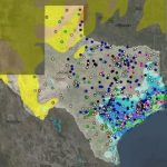 Twitter feed and map provide real-time water, weather and flood forecasting for Texas