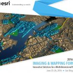 Esri to Host Imaging and Mapping Forum at Esri User Conference