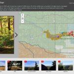 The Bureau of Land Management Uses Esri Story Maps to Encourage Public Land Exploration