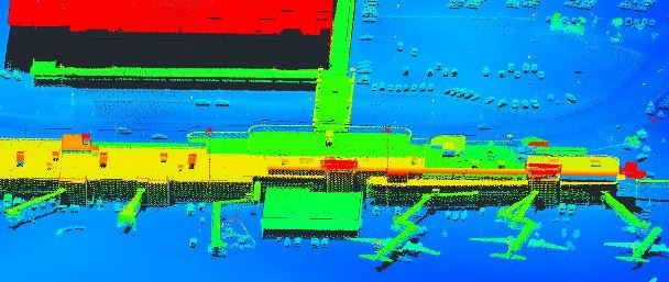LiDAR and Imagery is Now Widely Used for Airport Mapping