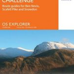 New OS Three Peaks map from Ordnance Survey