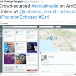 In Time for #ESRIUC – Echosec Social Media Mapping Contest: #FoundOnEchosec