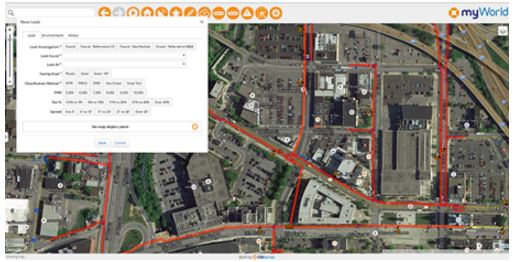 Ubisense's release of myWorld Inspection & Survey v2 supports iOS, Android and Windows