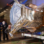 Countdown to Launch: Lockheed Martin Makes Final Preparations for DigitalGlobe's WorldView-4 Earth Imaging Satellite
