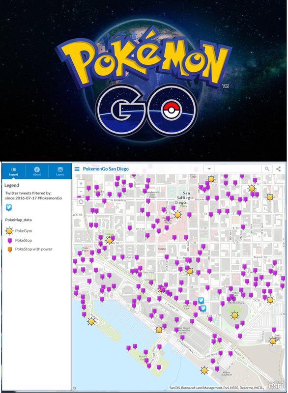 The 8 Best Spots in San Diego to Catch Pokémon During Comic
