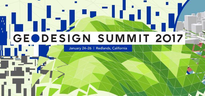 Geodesign Summit 2017