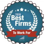 McKim & Creed Named Among 2016 Best Firms to Work For