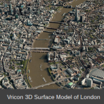 European Space Imaging announces new partnership with Vricon to provide high-res 3D geodata products