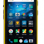 Introducing the Trimble TDC100 Series Handheld – the Smartphone For GIS Professionals