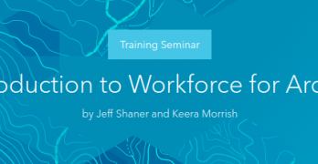 Get Started Using Workforce for ArcGIS