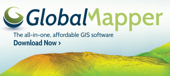 Global Mapper v18 Released