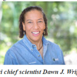 Geological Society of America Honors Esri Chief Scientist Dr. Dawn Wright