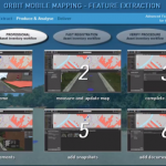 Orbit GT unveils Mobile Mapping Feature Extraction v17 features