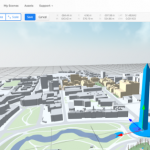 CloudCities release with web-based 3D data mashup and advanced editing capabilities
