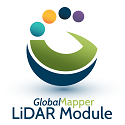 Global Mapper LiDAR Module v18 Now Available with Full-Range 3D Point Cloud Display
