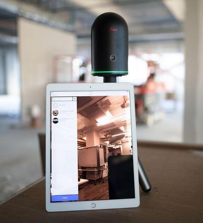 Leica BLK360 Imaging Laser Scanner