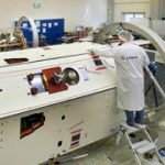 Airbus completes first GRACE-FO satellite for NASA/JPL