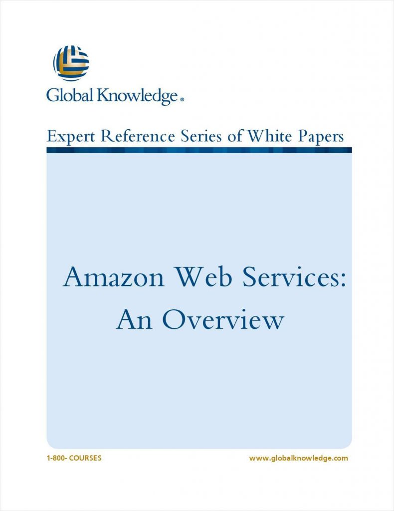 Amazon Web Services: An Overview
