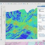 Magnetic inversion results for Ngamiland available for download