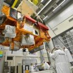 Airbus Defence and Space sends payload module of Europe's next weather satellite on its first journey