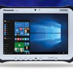 "Panasonic Introduces Toughpad FZ-A2 Fully Rugged 10.1"" Android Tablet"