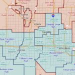 New School District Data for Maptitude Mapping Software