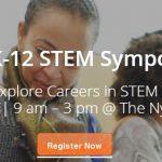 """WashingtonExec's Fourth Annual K-12 STEM Symposium to Focus on """"Careers in STEM"""""""
