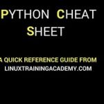 Updated – Python Cheat Sheet