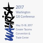 News from the 2017 Washington GIS Conference, Tacoma, WA May 15 – 18