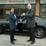 Topcon announces Mustang prize delivered to Elite Survey Suite contest winner