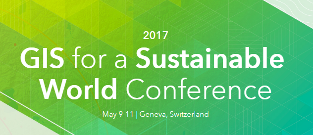 2017-05-06 12_19_46-GIS for a Sustainable World Conference
