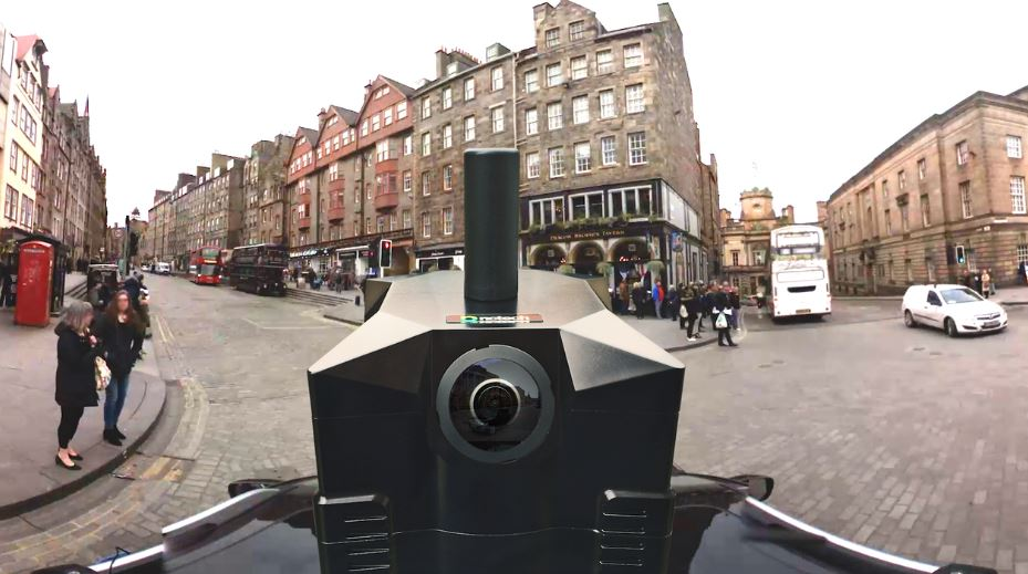 Google gets cameras Street View 'ready'