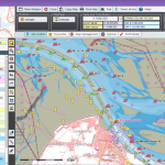 German Computer Aided Marine Contingency Planning System Developed with TatukGIS SDK
