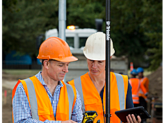 Trimble Introduces New Android Application for Field Surveying and Data Collection