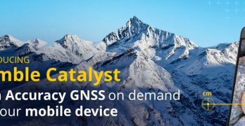 Webinar – Trimble Catalyst: High Accuracy Positioning on-Demand, on your Android Phone