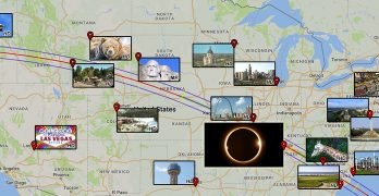 EarthCam will Capture the Sun and the Moon for Viewers Around the World
