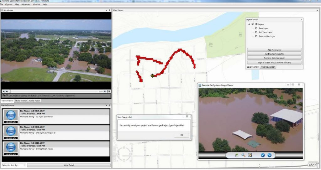 2017-09-08 14_32_08-Remote GeoSystems Donates LineVision Software to Official Drone Operators for Hu