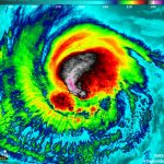 NASA Sees Irma Strengthen to a Category 5 Hurricane
