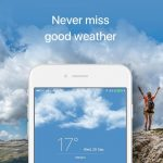 Weather Reminder for iOS is the First Activity Planner Which Considers Weather Conditions