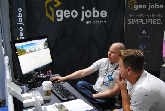 geo jobe at mississippi  geospatial conference