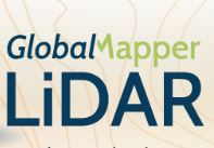 Global Mapper and LiDAR Module SDK v19 Released