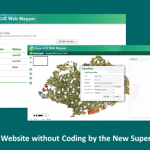 Building a Unique GIS Website without Coding by Brand New SuperGIS Server 10