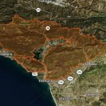 DigitalGlobe Releases Satellite Imagery of the California Wildfires