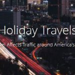 Esri Maps Highlight Holiday Traffic around Major Airports