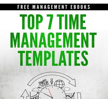 Top 7 Time Management Templates""