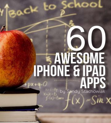 Awesome iPhone & iPad Apps for Students Heading Back to School