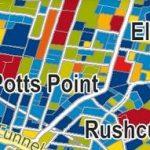 GfK releases new digital maps for Australia