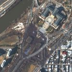 DigitalGlobe Imagery: Philadelphia Eagles Super Bowl Parade