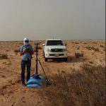 Mauritanian HV Electric Transmission Corridor to be Surveyed with SP60 GNSS Receiver