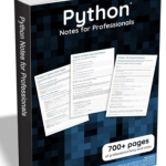 Python Notes for Professionals